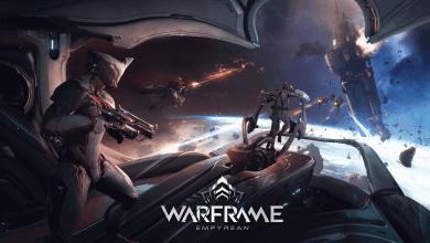 Foto de Warframe está chegando para PS5