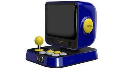 Foto de Capcom revela novo mini-arcade