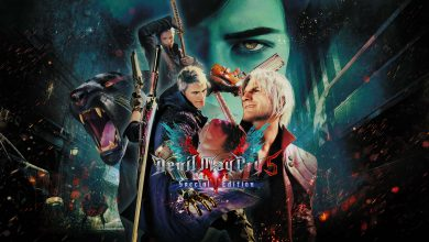 Foto de Análise: Devil May Cry 5 Special Edition