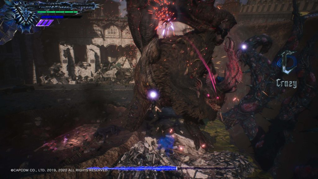 Devil May Cry 5: Special Edition está muito mais bonito do que o original