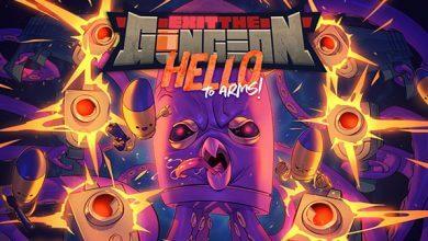 """Foto de Exit to Gungeon está chegando para PS4 e Xbox One com atualização """"Hello to Arms!"""""""