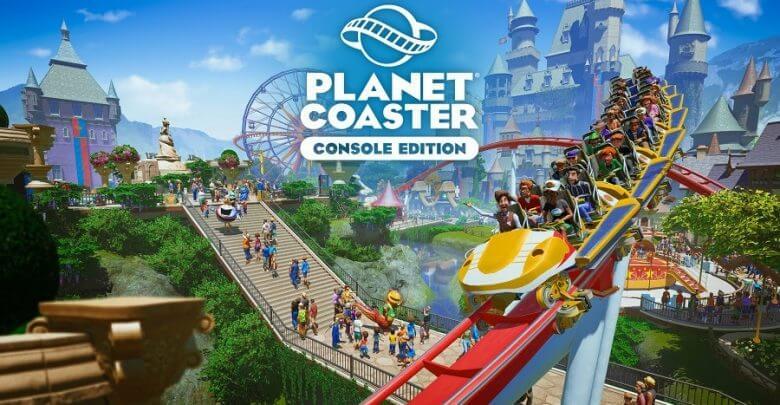Planet Coaster: Console Edition já está disponível - Última Ficha