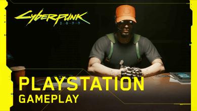 Foto de Gameplay de Cyberpunk 2077 no PlayStation revelado
