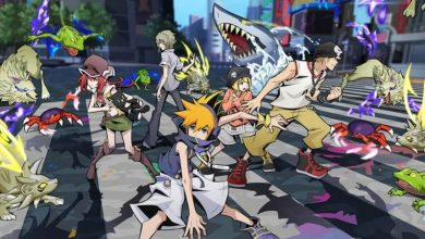 Foto de The World Ends with You The Animation recebe data de estreia!