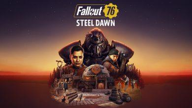 Foto de Fallout 76   Novo trailer de Aurora de Aço – 'Fractured Steel'