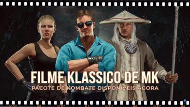 Foto de Novo pacote de skins chega a Mortal Kombat 11