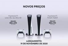 Foto de PS5 teve redução no preço!