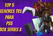 Foto de Top 5 TVs – nova geração de consoles: Xbox Series X e PS5