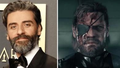 Foto de Oscar Isaac interpretará Solid Snake em Metal Gear Solid