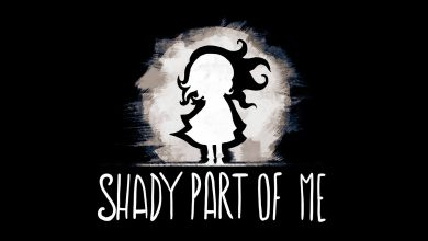 Foto de Análise: Shady Part of Me