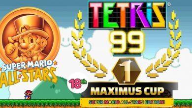 Foto de Tetris 99 recebe evento focado em Mario!