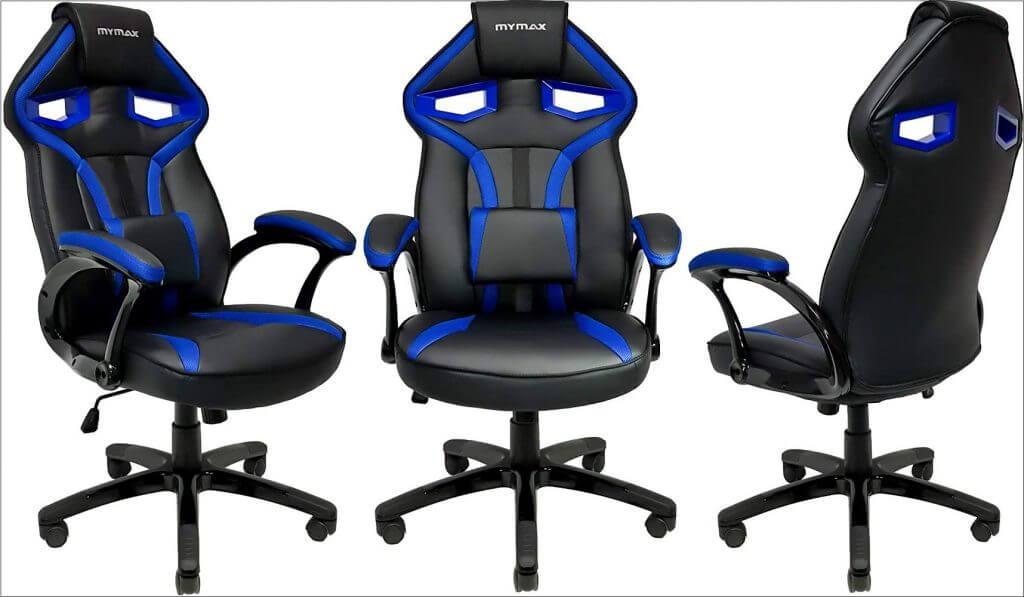 Top 5 Cadeiras em Custo-Benefício - Gamer MX1 Mymax
