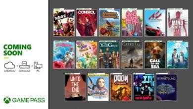 Foto de Xbox Game Pass receberá Control, Greedfall e muito mais em seu catálogo