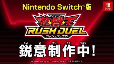 Foto de Yu-Gi-Oh! Rush Duel chegará para Switch!