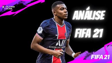 Foto de Análise: FIFA 21 quase não evolui, mas não regride