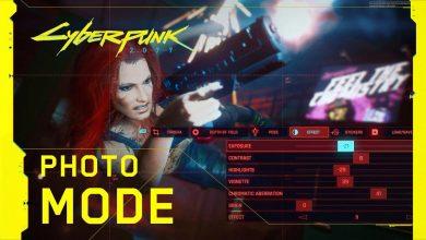 """Foto de Cyberpunk 2077 ganha trailer do """"Modo Foto"""""""