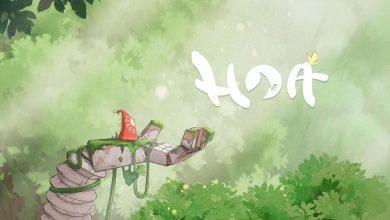 Foto de Hoa é anunciado para Switch e PC!