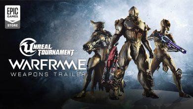 Foto de Unreal Tournament e Warframe fazem parceria