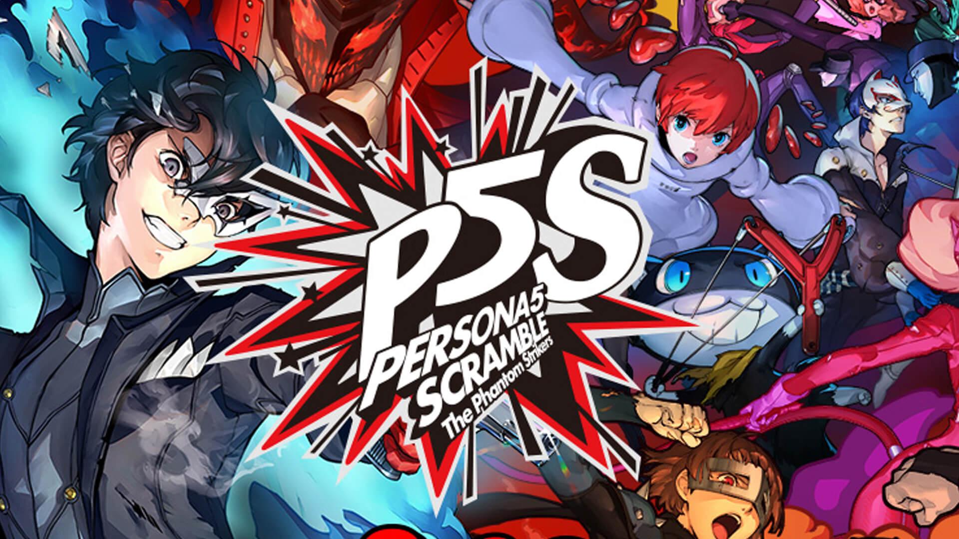 Persona 5 Strikers estreia em fevereiro de 2021 - Última Ficha