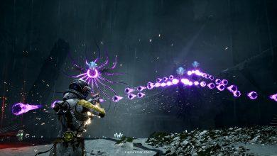 Foto de Returnal detalha como o jogo usa o Dualsense 5