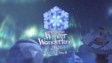 Foto de Overwatch recebe desafios para evento de inverno Winter Wonderland 2020