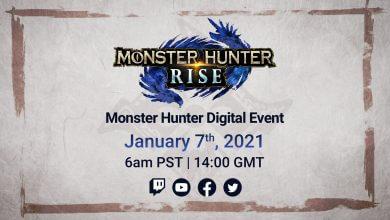 Foto de Monster Hunter Rise recebe evento digital