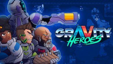 Foto de Gravity Heroes será lançado em fevereiro de 2021
