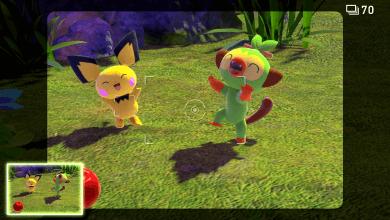 Foto de New Pokemon Snap recebe novos trailers!