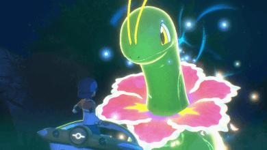 Foto de New Pokemon Snap recebe mapa interativo!