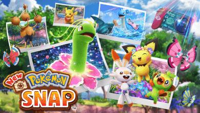 Foto de New Pokémon Snap já está disponível