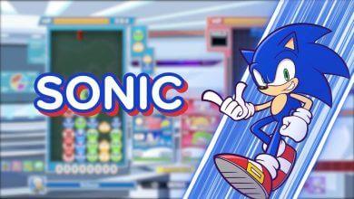 Foto de Puyo Puyo Tetris 2 recebe Sonic e mais três personagens!