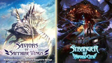 Foto de Saviors of Sapphire Wings & Stranger of Sword City Revisited recebe novo trailer