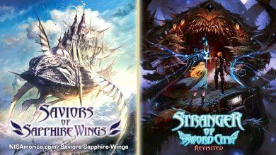 Foto de Saviors of Sapphire Wings & Stranger of Sword City Revisited recebe novo trailer