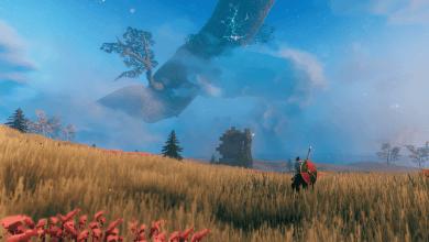 Foto de Valheim fica em segundo lugar entre os mais jogados da Steam!