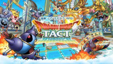 Foto de Dragon Quest Tact chega em 27 de janeiro