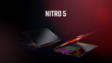 Foto de Novos Acer Aspire e Nitro com AMD Ryzen 5000 e RTX 30