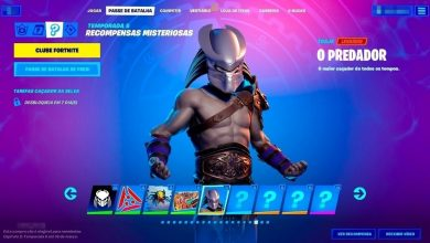 Foto de Skin do Predador chega ao Fortnite! Saiba como obtê-la
