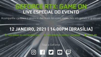 Foto de NVIDIA GeForce RTX: Game On acontece na próxima terça – ONLINE
