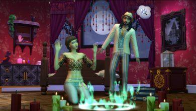 Foto de The Sims 4 Sobrenatural Coleção de Objetos já está disponível