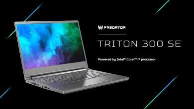 Foto de Acer Predator Triton, Helios e Nitro 5 são renovados