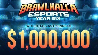 Foto de Brawlhalla terá competições em 2021 com premiação total de US$ 1 milhão