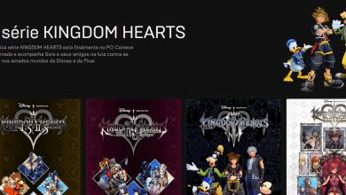 Foto de Kingdom Hearts será lançado para PC