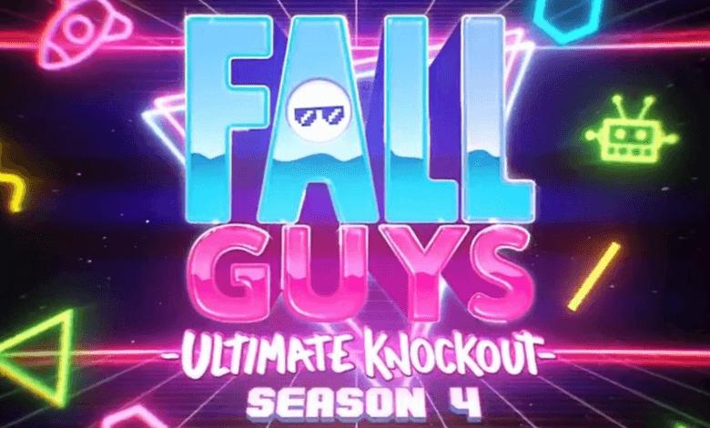 Quarta Temporada Fall Guys