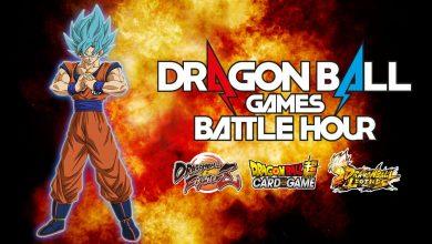 Foto de DRAGON BALL Games Battle Hour é o evento oficial competitivo da franquia. Confira!