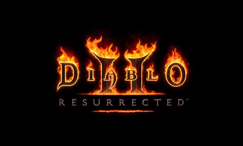 Foto de Diablo 2: Resurrected aceitará arquivos do Diablo 2