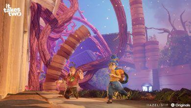 Foto de It Takes Two recebe trailer de jogabilidade!