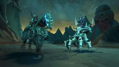 Foto de Nova atualização de Shadowlands foi revelada