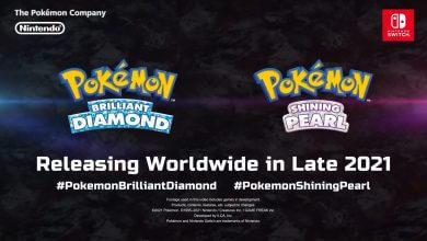 Foto de Pokémon Diamond e Pearl recebem remake