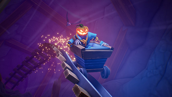 Pumpkin Jack PS4