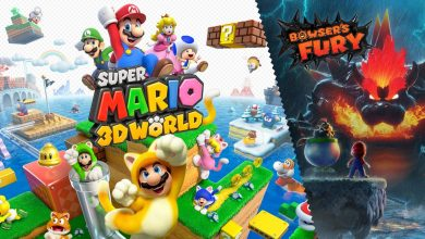 Foto de Análise: Super Mario 3D World + Bowser's Fury